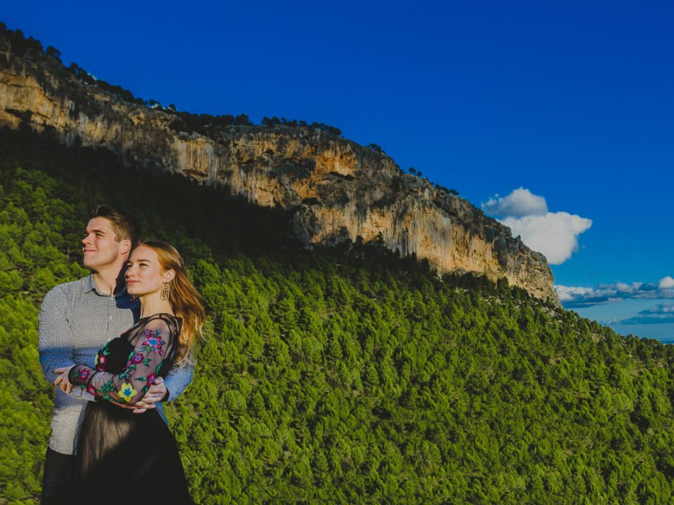 Natural Engagement Photography Mallorca - Anabel Vargas Photography